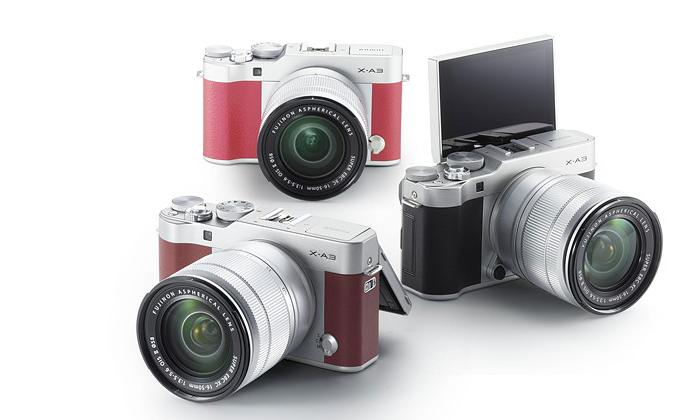 Fujifilm X A3 Mirror Less Selfie Fuji