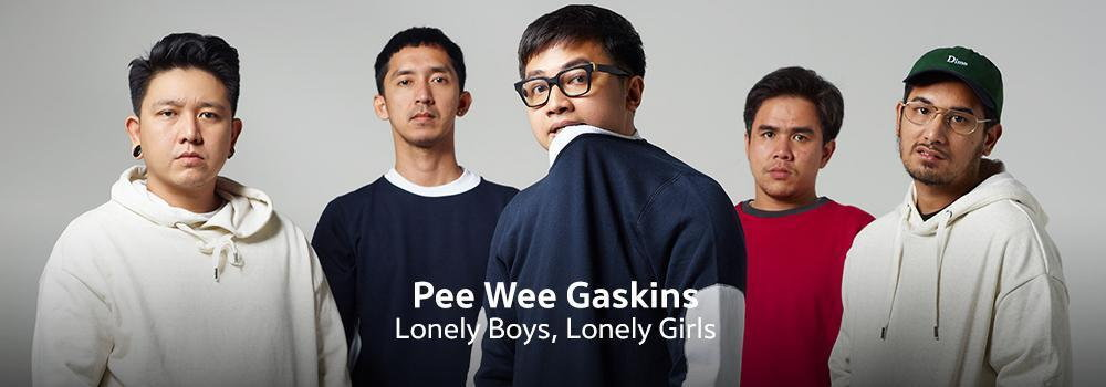 Pee Wee Gaskin - Lonely girls