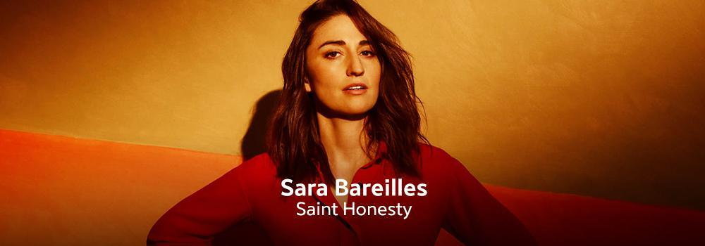 New Release - Sara Bareilles - Saint Honesty