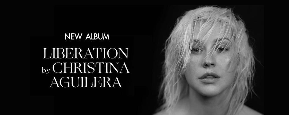Album : Liberation - Christina Aguilera
