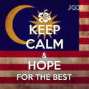 Keep Calm & Hope For The Best