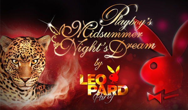 งาน Midsummer Night's dream party