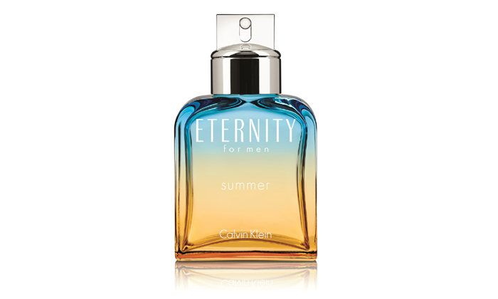 ETERNITY SUMMER Calvin KleinLimited Edition 2017