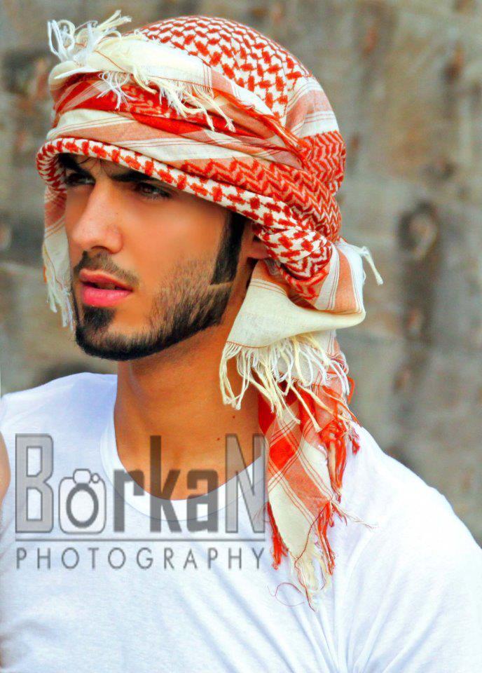 Как сделать араб фото