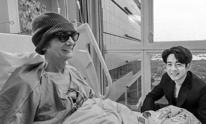 """""""โทนี่-แคนดี้"""" สูญเสียคุณพ่ออันเป็นที่รัก หลังป่วยด้วยโรคมะเร็งตับ"""