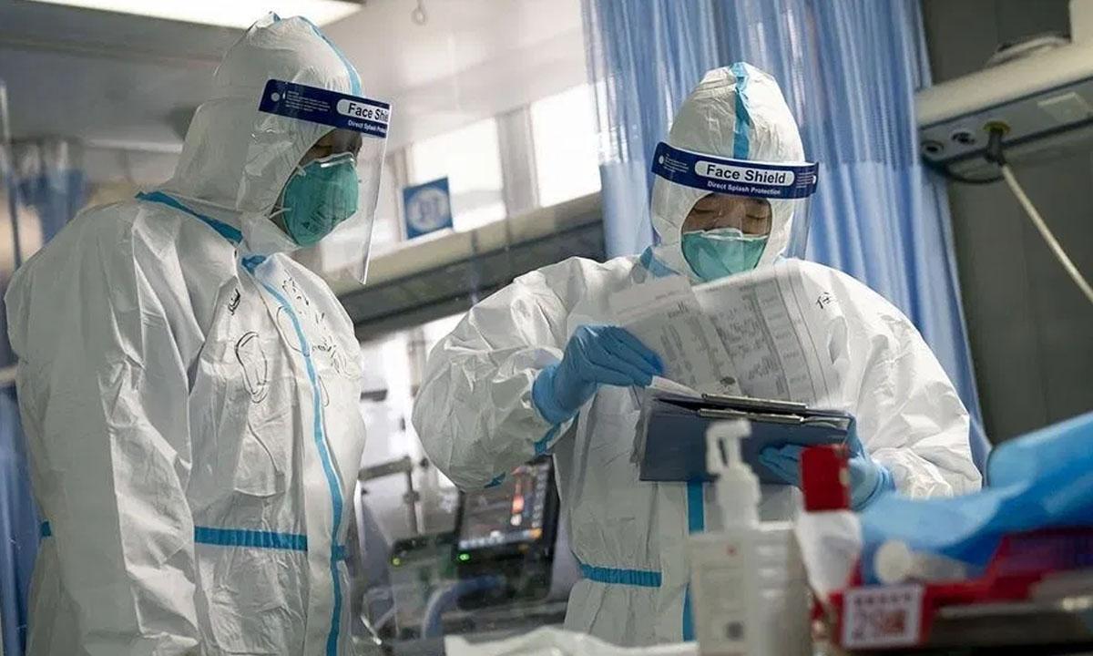"""จีนเผย """"ไวรัสโคโรนา"""" คร่าชีวิตแล้ว 170 ราย ติดเชื้ออีก 7,711 ราย"""