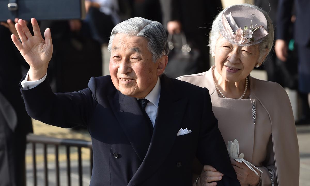 อดีตสมเด็จพระจักรพรรดิอากิฮิโตะแห่งญี่ปุ่น ทรงเป็นลม-หมดสติชั่วครู่