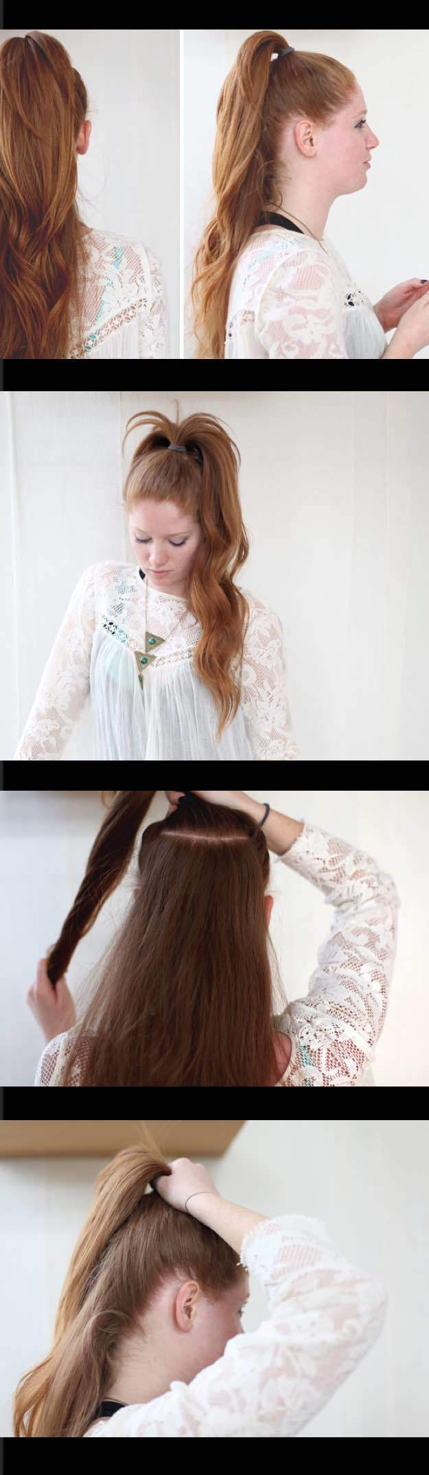 1499579433 33 quick and easy hairstyles for straight hair 4