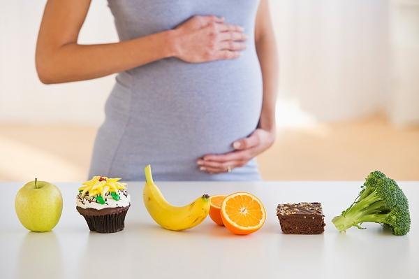 Питание для беременных разгрузочное 27