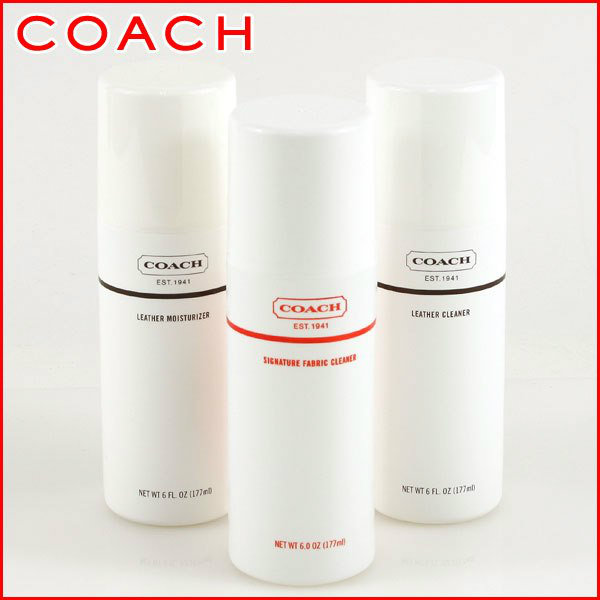 - Coach Cleaner
