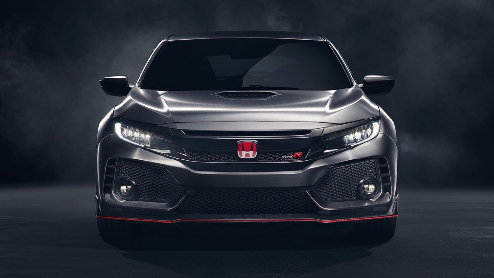 Honda Civic Type R civic 2017 -  2018