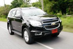 Sanook! Drive : Chevrolet Trailblazer 2.8 อเนกประสงค์เต็มขั้นลุยได้ทุกทาง