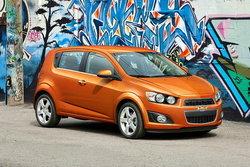 เผยไต๋  Chevrolet Sonic  รุ่น 4  ประตู ยาวกว่า 30 ซ.ม.