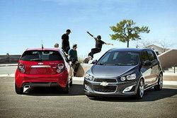 Chevrolet Sonic  RS  เปิดราคาที่อเมริกา เคาะค่าตัว 20,995 เหรียญ