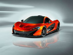 McLaren P1 Concept  ตัวแทนเจ้าตำนานในรุ่น  F1