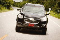 Sanook! Drive : Chevrolet Trailblazer LTZ1 สมรรถนะเร้าใจแต่ต้องใจถึง