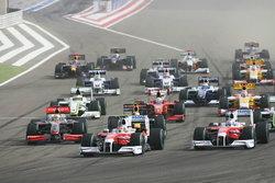 บาห์เรน ปิ๋วเปิดฤดู F1 ไม่ปลื้มโดนจับยัดสนาม 4 ปีนี้