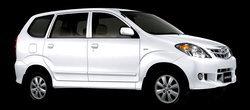 Toyota Avanza White Solid ..เพิ่มทางเลือกใหม่อินเทรนด์กับสีขาว