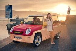 Rinspeed Bamboo Concept ...รถคันนี้เหมาะเที่ยวชายหาดจริงๆ