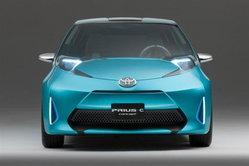 ออสซี่มีเฮ โตโยต้าแบท่าอาจส่ง Prius C Concept ลงตลาด