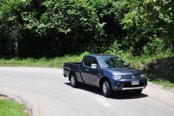 Mitsubishi Triton CNG เน้นประหยัดต้องขับคันนี้