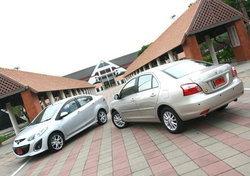 Mazda2 Sedan VS Toyota new Vios