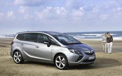 2012 Opel Zafira Tourer ได้เวลาเผยโฉมอเนกประสงค์คันใหม่