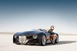 BMW 328 Hommage Concept ... เมื่อ Retro กลับมาพร้อมความทันสมัย