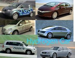 10 รถไฮโดรเจน ...คันจริงที่วิ่งได้นี่แหละวิถีใหม่แห่งอนาคต!!