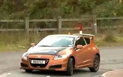 Honda CR-Z Mugen ...ลองขับจริงๆจากนอกดูสิจะมันส์แค่ไหน