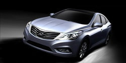Hyundai Azera เก๋งใหญ่น้องใหม่เตรียมปล่อยที่ LA