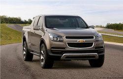 New! Chevrolet Corolado พร้อมเปิดตัว 5ตุลาคม นี้