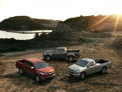 เชฟโรเลต โคโลราโด (Chevrolet Colorado )ใหม่! ...ที่สุดกระบะพันธุ์แกร่งจากประสบการณ์กว่า 100 ปี