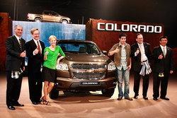 Chevrolet ส่ง Chevrolet Colorado ออกสู่สายตาชูกระบะพันธุ์แกร่งมัดใจคนไทย