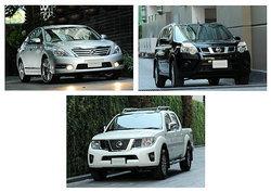 Nissan ปูพรมศึกปลายปี ปรับโฉม 3 รุ่นลงตลาด