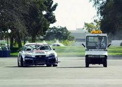 เมื่อนักขับเจอท้าทาย ประลองมือกับยามสุดโหด