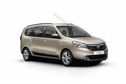 Dacia Lodgy อเนกประสงค์ต้นทุนต่ำจากพันธมิตร Renault