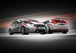 2012  Honda Civic Hatchback WTCC .. ตัวซิ่งระดับโลกยัดเครื่อง 1.6 ลิตร