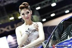 Lexus พริตตี้ มอเตอร์โชว์ 2012