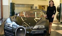 ที่สุด เซลล์รถยนต์สาวระดับโลก ปล่อย  11 Bugatti Veyron ใน 1  ปี