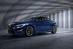 Subaru WRX concept  ว่าที่ตัวแรงลำใหม่