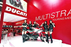 Ducati Multistrada ตระกูลใหม่เอาใจสาวกบิ๊กไบค์
