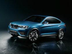 BMW X4 Concept  ว่าที่อเนกประสงค์ใหม่ พร้อมเปิดตัวที่เซี่ยงไฮ้