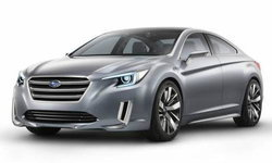 Subaru Legacy Concept ใหม่-สวยเฉียบ