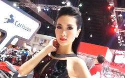 คลิปพริตตี้ DUCATI เซ็กซี่เกินห้ามใจ Motor Show 2014