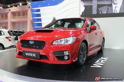 ซูบารุเปิดตัว′WRX′ขับ 4 เครื่องบ็อกเซอร์ 2 ลิตร