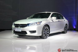 'Honda Accord Hybrid 2014' ใหม่ เปิดตัวล่าสุด เคาะเริ่ม 1.65 ล้านบาท