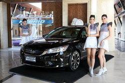 ฮอนด้าจัดกิจกรรม The Perfect Experience with New Accord Hybrid สุดเอ็กซ์คลูซีฟ
