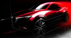 Mazda CX-3 ใหม่ มีข่าวลือว่าจะเปิดตัวปลายเดือนนี้ในสหรัฐฯ