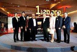 'อีซูซุ' ฉลองยอดขาย 'MU-X' กว่า 20,000 คันภายในปีเดียว